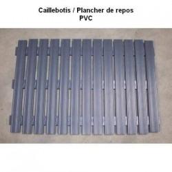 Caillebotis / Plancher de repos PVC