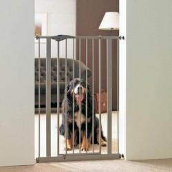 Barrière de porte pour chien - hauteur 107 cm