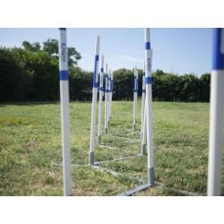 AGILITY RUN : Slalom couloir d'entraînement  - 1
