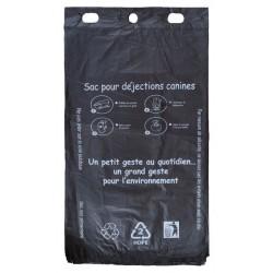 500 sacs gants pour déjections canines compatibles ROSSIGNOL