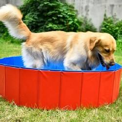 Piscine pour chien en PVC